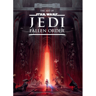 Артбук Dark Horse The Art of Star Wars Jedi: Fallen Order [Hardcover]