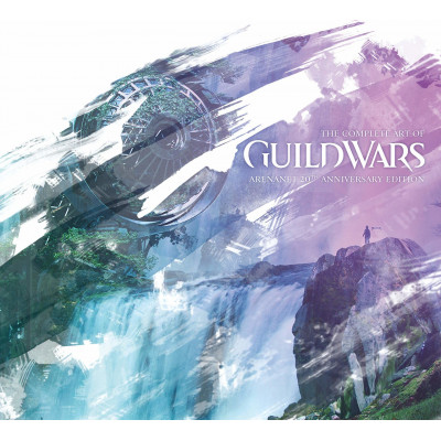 Артбук Dark Horse The Complete Art of Guild Wars [Hardcover]
