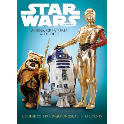Книга Titan Books Star Wars: Aliens, Creatures and Droids [Paperback]