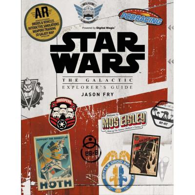 Книга Star Wars: The Galactic Explorer's Guide [Hardcover]