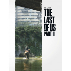 The Art of the Last of Us Part 2 [Hardcover]