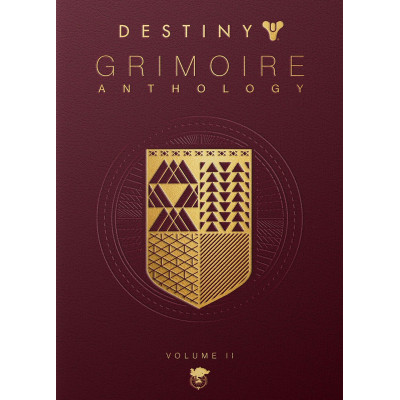 Книга Destiny Grimoire Anthology, Volume II: Fallen Kingdoms [Hardcover]