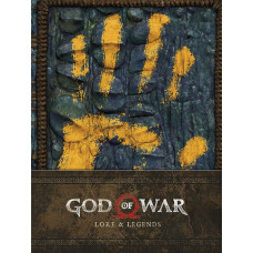 God of War: Lore and Legends [Hardcover]