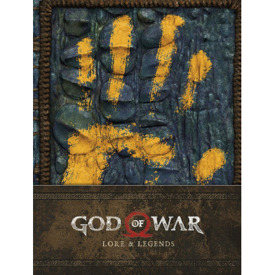 Книга Dark Horse God of War: Lore and Legends [Hardcover]