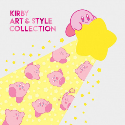Артбук VIZ Media LLC Kirby: Art & Style Collection [Hardcover]