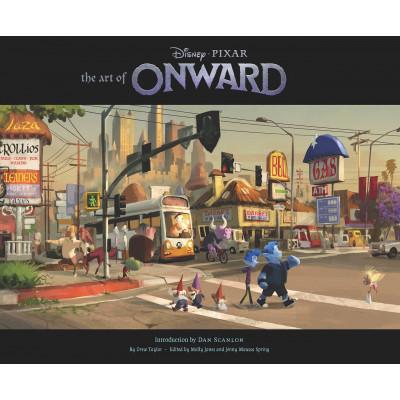 Артбук Chronicle Books The Art of Onward [Hardcover]