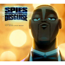 The Art of Spies in Disguise [Hardcover]