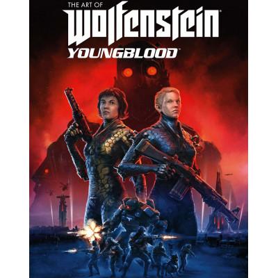 Артбук Dark Horse The Art of Wolfenstein: Youngblood [Hardcover]