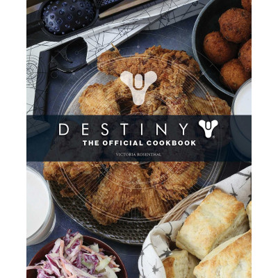 Книга Insight Editions Destiny: The Official Cookbook [Hardcover]