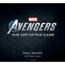 Marvel's Avengers The Art of the Game [Hardcover]