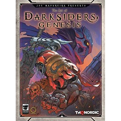 Артбук Udon The Art of Darksiders Genesis [Hardcover]