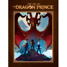 The Art of the Dragon Prince [Hardcover]