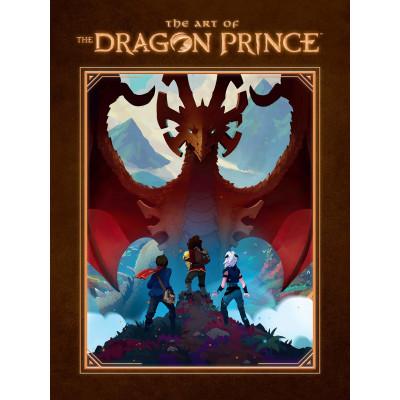 Артбук Dark Horse The Art of the Dragon Prince [Hardcover]