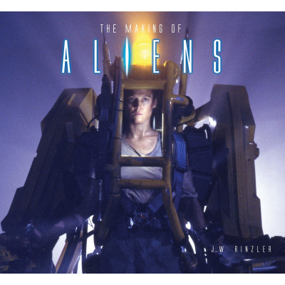 Книга Titan Books The Making of Aliens [Hardcover]