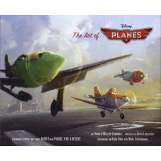 The Art of Planes [Hardcover]