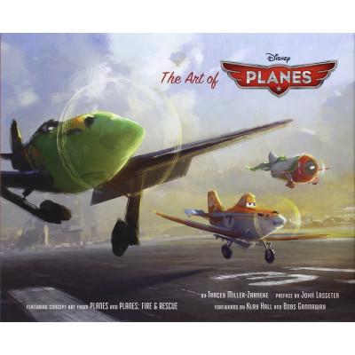 Артбук Chronicle Books The Art of Planes [Hardcover]