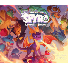 The Art of Spyro: Reignited Trilogy [Hardcover]