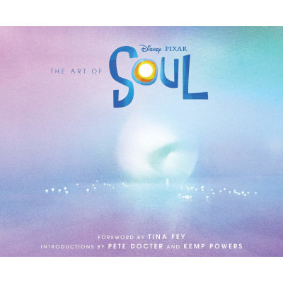 Артбук Chronicle Books The Art of Soul [Hardcover]