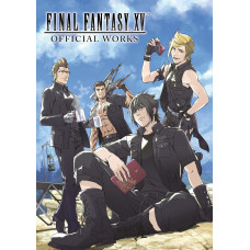 Final Fantasy XV Official Works [Hardcover]