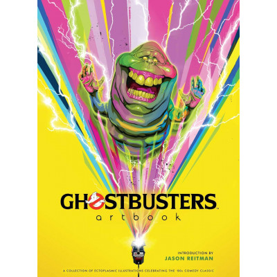 Артбук Insight Editions Ghostbusters: Artbook [Hardcover]