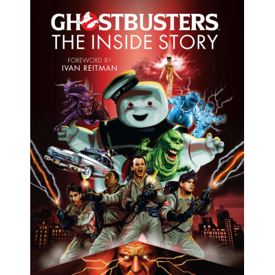 Книга Ghostbusters: The Inside Story: Stories from the cast and crew of the beloved films [Hardcover]