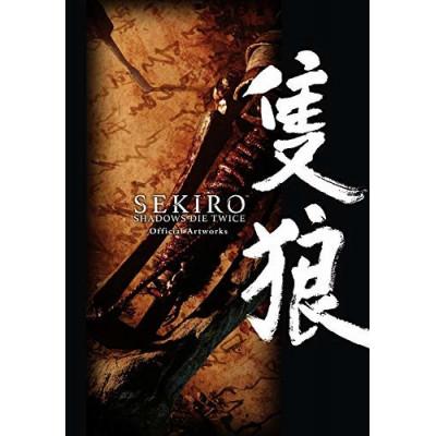 Артбук Sekiro: Shadows Die Twice Official Artworks [Paperback]