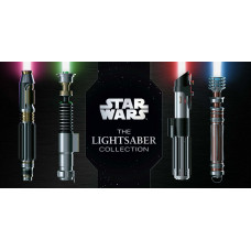 Star Wars: The Lightsaber Collection [Hardcover]