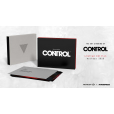 The Art and Making of Control Limited Edition [Hardcover]