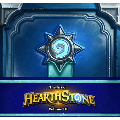 Артбук Blizzard The Art of Hearthstone: Year of the Mammoth [Hardcover]