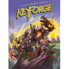 The Art of KeyForge [Hardcover]