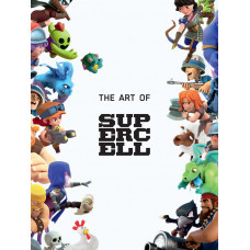 The Art of Supercell: 10th Anniversary Edition [Hardcover]