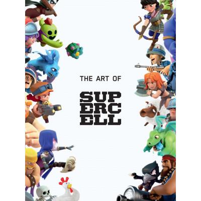Артбук Dark Horse The Art of Supercell: 10th Anniversary Edition [Hardcover]