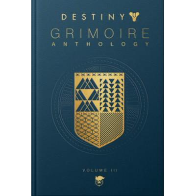 Книга Destiny Grimoire Anthology, Volume III: War Machines [Hardcover]