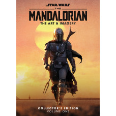 Star Wars The Mandalorian: The Art and Imagery Collector's Edition Volume One [Hardcover]