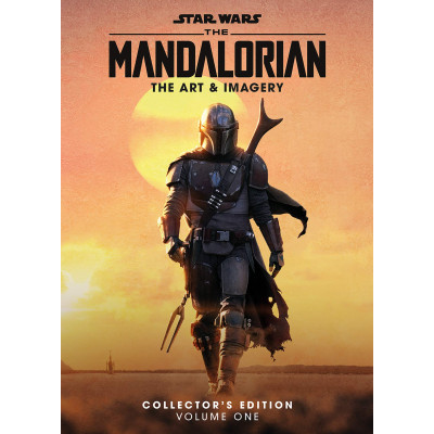 Артбук Titan Books Star Wars The Mandalorian: The Art and Imagery Collector's Edition Volume One [Hardcover]