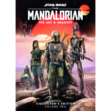 Star Wars The Mandalorian: The Art and Imagery Collector's Edition Volume Two [Hardcover]