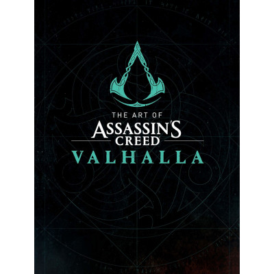 Артбук Dark Horse The Art of Assassin's Creed Valhalla [Hardcover]