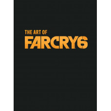 The Art of Far Cry 6 [Hardcover]