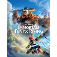 The Art of Immortals: Fenyx Rising [Hardcover]