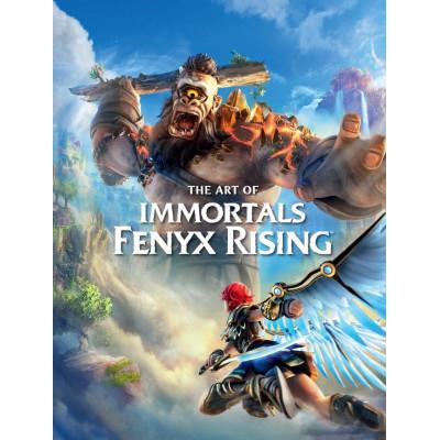 Артбук Dark Horse The Art of Immortals: Fenyx Rising [Hardcover]