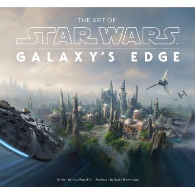 Артбук Abrams The Art of Star Wars: Galaxy's Edge [Hardcover]