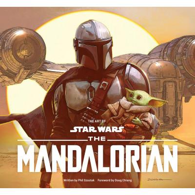 Артбук Abrams The Art of Star Wars: The Mandalorian (Season One) [Hardcover]