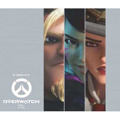 Артбук Blizzard The Cinematic Art of Overwatch, Volume Two [Hardcover]