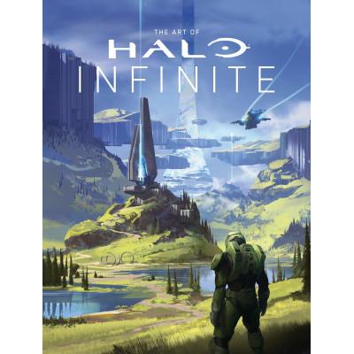 Артбук Dark Horse The Art of Halo Infinite [Hardcover]