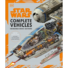 Star Wars Complete Vehicles New Edition [Hardcover]