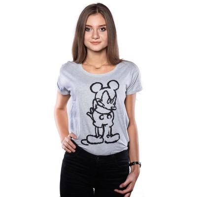 Футболка Good Loot Mickey Mouse - Angry Mickey (женская)