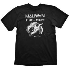 Футболка Borderlands 3 - Maliwan Logo