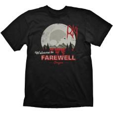 Футболка Days Gone - Welcome to Farewell