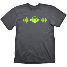 Футболка Overwatch - Lucio's Beat Logo