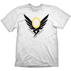 Футболка Overwatch - Mercy Symbol